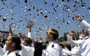 800px-Traditional_hat_toss_celebration_at_graduation_from_United_States_Naval_Academy